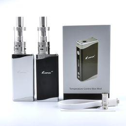 Wholesale 100 Original kvapor M7 Jomo electronic cigarettes w box mod kit with built in battery vs kangertech subox mini kit