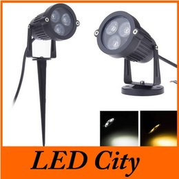 Wholesale New Arrival w Led Lawn Lamp Lights w Out Led Landscape light for Garden Park waterproof IP65 led floodlight AC85 V V