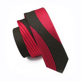 Men Fashion Brand Tie Leisure Slim Narrow Ties For Men Solid Arrow Gravata Silk Corbatas Neckties E-227