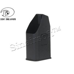 Wholesale 2016 NEW Glock Magazine Ammo Speed Loaderfast loading ammunition for mm GAP Mags Clips Clip