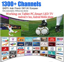Wholesale Sky TR UK DE ARABIC French1300 Channels Streaming IPTV Account Apk Europe IPTV Arabic Iptv Support Android Enigma2 Mag M3u