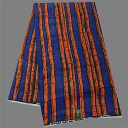 New arrival cotton super wax fabric African printed fabric nigerian batik wrapper WF426 (6yards pc)