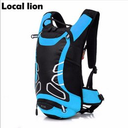 Local Lion 12L Waterproof Nylon Bicycle Backpacks Ultralight Sport Bag For Riding Bike rucksacks Packsack Road cycling bag Hot