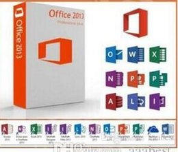 Wholesale Microsoft Office Professional Plus home business home student GENUINE PRODUCT KEY DOWNLOAD LINK FPP key phone activate