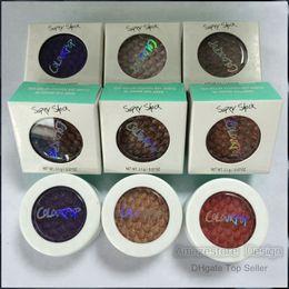 New Hot Colourpop Eyeshadow Palette Single Powder Eye Shadow 18colors Makeup Eyeshadow Durable Waterproof DHL free