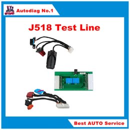 Wholesale J518 Test Line For AUDI Work With VVDI VVDI MB BGA Tool J518 Test Platform for immobilizer online component protection