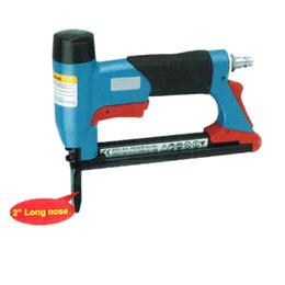 Wholesale Air Stapler FS8016 LN quot Fine Crown Long Nose GA Pneumatic Air Nailer U Style Nail mm Long BAR psi Air Nail Gun
