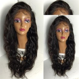 Long loose wave glueless Full Lace wigs Front Lace wig human hair brazilian hair wigs with natural hairline