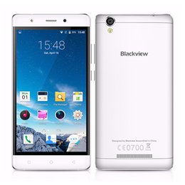 Wholesale Blackview A8 smartphone Mobile Phone MTK6580 inch IPS HD Quad Core Android GB RAM GB ROM MP G cell phone