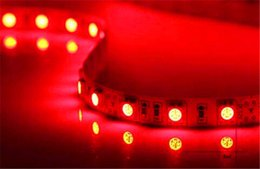 Wholesale Cheap White Leds - Rushed Red Bulbs free Shipping Waterproof Led Strips Cheap New 5m  Lot Flexible Rgb Light Strip 16ft 5050 Smd 300 Leds Ir Remote Controller