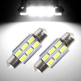 Wholesale 36mm SMD Canbus Error Free LED Bulb Festoon Lights License Plate Aluminum Shell Dome Reading Light