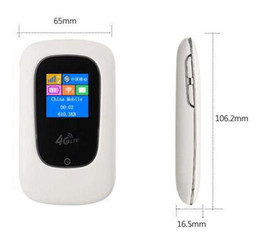 Wholesale Best selling promotion wifi usb modem g LTE wireless wifi router with LTE FDD mMHz