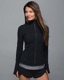 XXS XS S M L XL woman Jackets Athle Yoga suit jacket hoodies sports wear free shipping