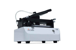 Wholesale Latest Manual in OCA Film Laminating Machine Built in Vacuum Pump for Phone Film Laminator inch