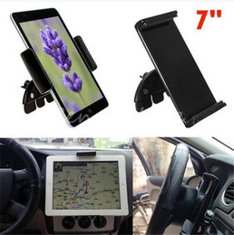 Wholesale Best Price Inches Universal Adjustable mm Car CD Slot Mobile Mount Holder Stand For ipad mini For Samsung Tablet PC GPS