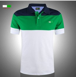 Wholesale 2016 summer brand mens solid polo shirt tommy New men casual shirt men s T shirt tommy leisure business short sleeve shirts