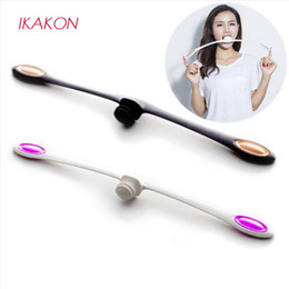 Face Muscles Training Wand Roller Anti Wrinkles Massager Smile Exercise Facial Fitness Face lifting Slim Tool