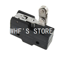 Wholesale NO NC Microswitch Parallel Roller Lever Basic Limit Switch XZ GW2277 B