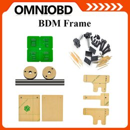 Wholesale Newest Version BDM FRAME with Adapters Set for BDM100 CMD FGTECH chip tuning Tool