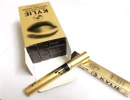 Wholesale Kylie Mascara Magic Thick Slim Waterproof Mascara Charming Eyes Roll Out the Shiny Eyelashes Makeup Tools