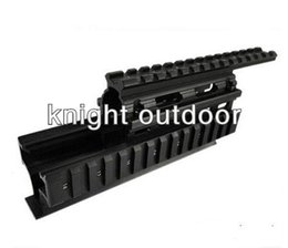 Wholesale High Quality Aluminum Tactical x39 Quad Rail Handguard Mount AK Black Sand Green