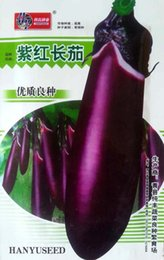 1 original pack 500+pcs seeds purplish red long eggplant,home-grown potted balcony seeds easy to grow free shipping