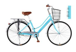 Tb364 / vélo de Phoenix / nouveau / voiture en aluminium de ville d'alliage / dames voiture de banlieusard portable / complexe de loisirs vélo antique / 26 pouces / eau à partir de dame ville fabricateur