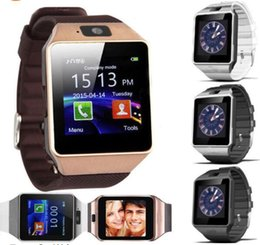 Intelligent Bluetooth Smart Watch DZ09 Brand Smartwatch TF SIM Camera for IOS iPhone 8 7 6s Samsung S8 S7 S6Edge Huawei Xiaomi Android Phone