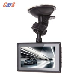 Wholesale BEST Rear View Camera MJPEG AVI G LCD Car DVR P Full HD Car Camera USB2 Black Car Window Camera