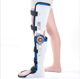 Wholesale Cheap Knee Ankle Foot Orthosis KAFO Lower limb Orthotics Product Orthotic Orthosis Fracture Support Rehabilitation