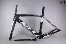 Wholesale 2015 The top quality super Light carbon road bike frame BH G6 B3 black white Material with carbon fiber UD Toray T800 quality Warranty Ye