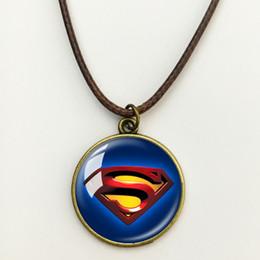 Wholesale mm Iron Man Arc Reactor verre pendentif Art photo gothique verre cabochon argent choker collier pour femmes hommes bijoux