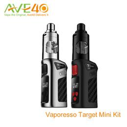 Wholesale Vaporesso Target Mini Starter Kit ml with mAh Battery Built In w Target Mini Mod