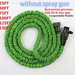 Wholesale Hose for Watering amp Irrigation ft ft Incredible Expanding Magic Garden Hose without spray gun Garden Supplies Best Hose