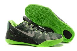 Wholesale KOBE IX ELITE Perspective Men s Low Basketball Shoes Original Cheap Best Trainers Sneakers Weaving Shoes