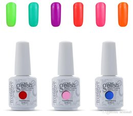 12pcs lot High Quality Harmony Gelish Soak Off Led uv Gel Nail Polish