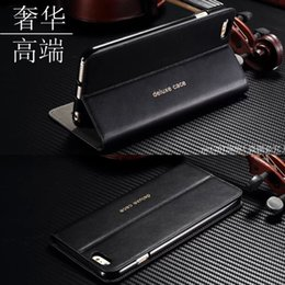 Wholesale IPhone s clamshell phone shell mobile phone sets Apple plus leather holster se DROP full Hemming