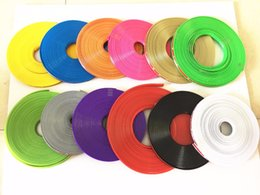 Wholesale trim table Color M Roll New Styling IPA Rimblades Car Vehicle Color Wheel Rims Protector Tire Guard Line Rubber Moulding Trim