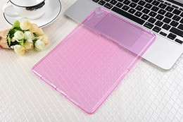 TPU Silicone Back Cover for ipad pro 9.7 12.9 inch Tablet Ultra Slim Soft TPU Protective Case