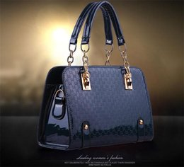 Women Handbag Shoulder Bags Tote Purse PU Leather New Ladies Messenger Bag 2016 Hot Sell