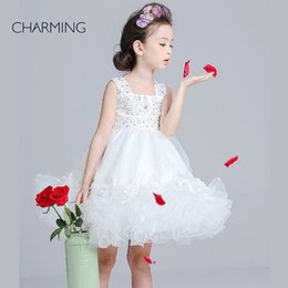 Wholesale flower dress products girls dresses for weddings occasion dresses for girls high quality dress pageant chinese websites