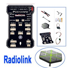 Wholesale Radiolink DR PIX Kit Telemetry Module PRM with M8N GPS UBX M8030 MMIC BGA715L7 for Real time Flight Info