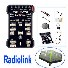 Wholesale Radiolink DR PIX Kit Telemetry Module PRM with M8N GPS UBX M8030 MMIC BGA715L7 for Real time Flight Info