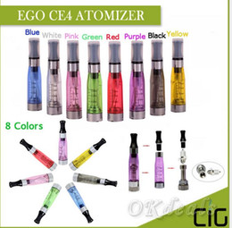 Sale CE4 atomizer EGO electronic cigarette electronic cigarette wholesale high-quality European and American Hot