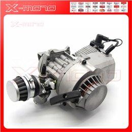 Wholesale 49CC STROKE ENGINE FOR MOTOR ATV Quad BIKE Mini Pocket High Quality Motorbike Accessories