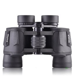 Brand BIJIA 8X40 Outdoor Binoculars Waterproof High Clarity BAK4 Prism Binocular Telescope for Hiking Hunting Sightseeing Free Shipping