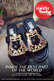 Wholesale Ladies sandals origina shoesl fasion special italian jenuine leather weave technique SWAROVSKI diamond wear soft comfortable beauty luxury