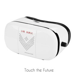Wholesale Virtual Reality Glasses for IOS and Android HD Optical Resin Lens VR Head Mount for D Movie and Games VR MAX2