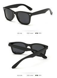 Wholesale Rey Top Quality ben Polarized Sunglasses for Men Women Brand Designer Fashion Metal Hinge Pilot Ray Sun Glasses UV400 ba Mirror Lens