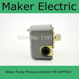 Wholesale China Factory MK WPPS03 Brand New Automatic Electric Electronic Switch Control Water Pump Pressure Controller